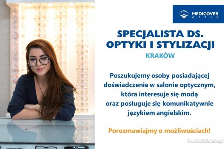 Specjalista ds. Optyki i Stylizacji