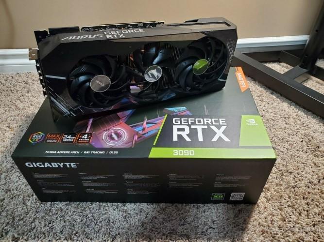 Karty graficzne NVIDIA GEFORCE RTX 3090 i RTX 3080 i RTX 3070 i RTX 3060 Ti i RTX 3060 i AMD RADEON RX 6900 XT i Radeon RX 6800 XT