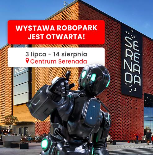 Międzynarodowa wystawa robotów Robopark dla całej rodziny!